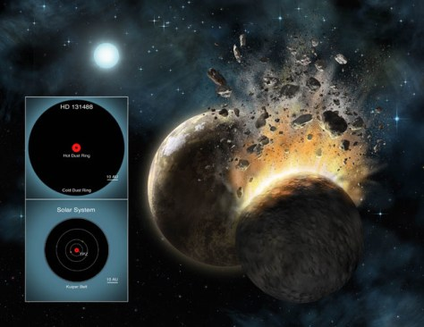 Image: Planetary system