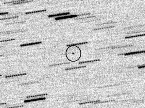 Image: Near-Earth object