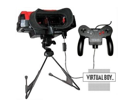 Image: Nintendo Virtual Boy