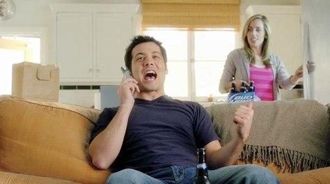 Image: Bud Light ad