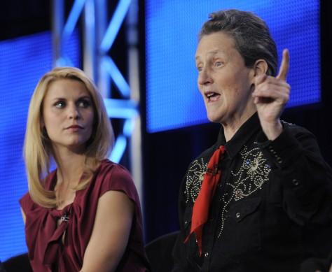 Image: Temple Grandin, Claire Danes