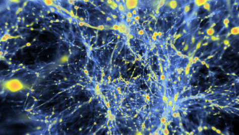 Image: Vsualization of the Universe