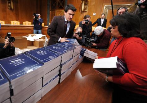 Image: Obama's budget