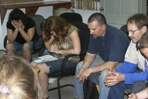 Image: U.S. American missionaries in Haiti