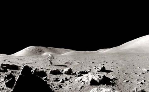 Image: Apollo 17