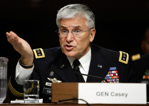 Image:U.S. Army Chief of Staff Gen. George Casey