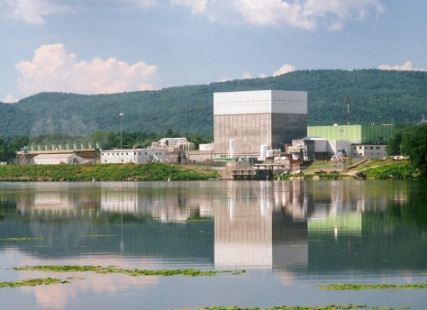 Image: Vermont Yankee nuclear plant