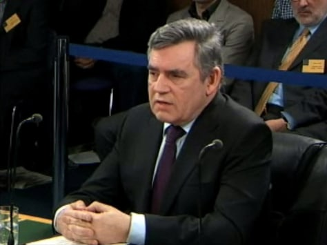 Image: Gordon Brown