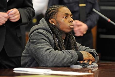 Lil Wayne In Jail Image Lil Wayne