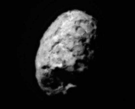Image: Comet Wild-2