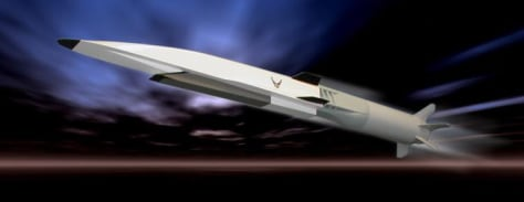 Image: X-51 WaveRider