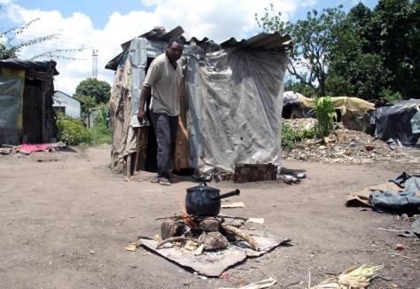 Image: Zimbabwe food crisis