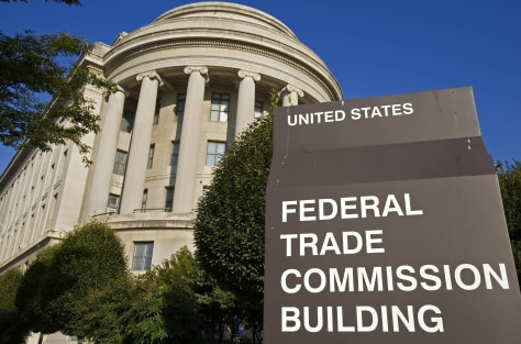 Image: Federal Trade Commission building