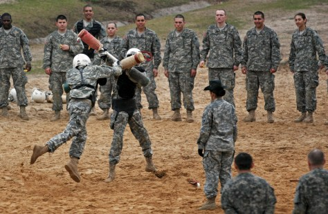 Image: U.S. Army Basic Training