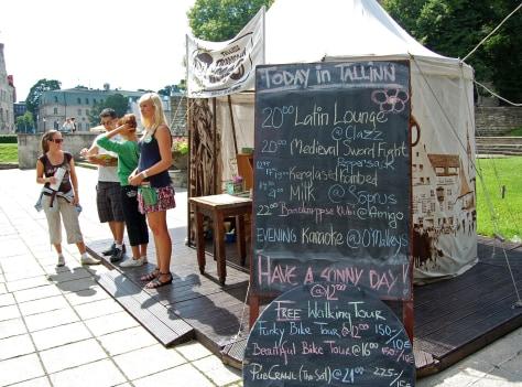 Image: Tallinn tent