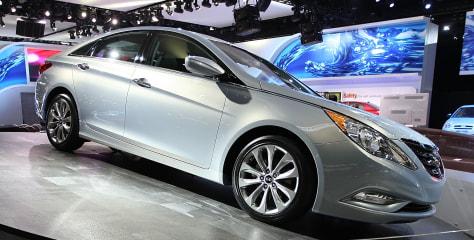 Image: Hyundai Sonata
