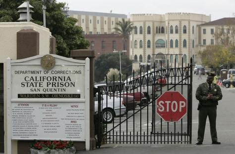 Image: San Quentin prison