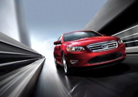 Image: Ford Taurus