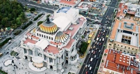 Image: Centro Palacio de Bellas Artes