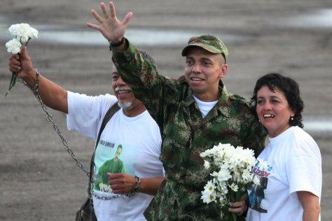 Image: Pablo Moncayo, Gustavo Moncayo, Maria Cabrera