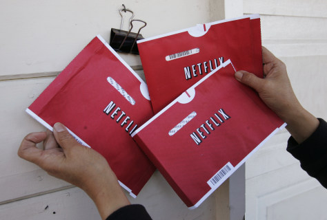 Image: Netflix envelopes