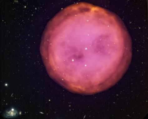 Image: Owl Nebula