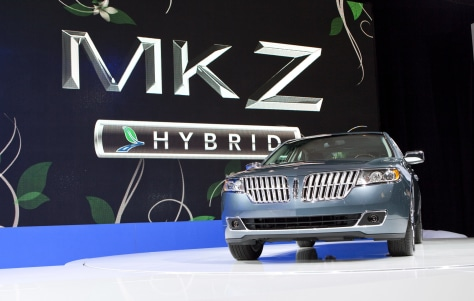 Image: Lincoln MKZ