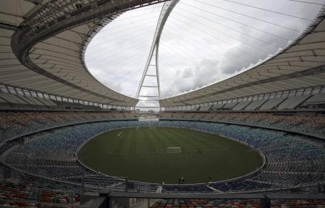 Image: Moses Mabhida Soccer Stadium