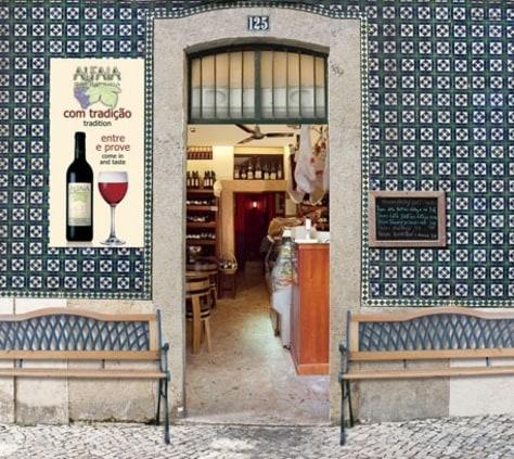 Image: Garrafeira Alfaia, Lisbon