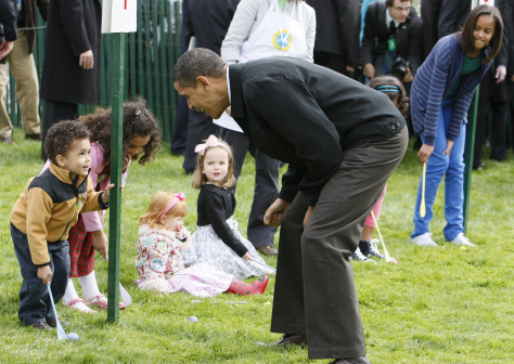 Image: White House Easter Egg Roll