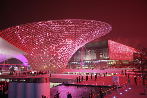 Image: World Expo site, Shanghai, China