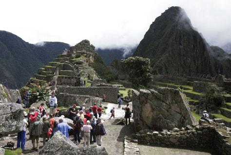 Image: Back to Machu Picchu