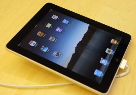 Image: Apple iPad