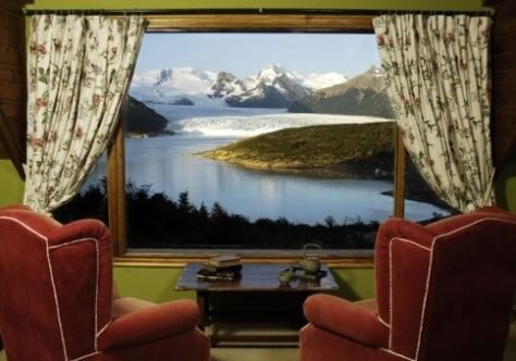 Image: Los Notros, Patagonia, Argentina