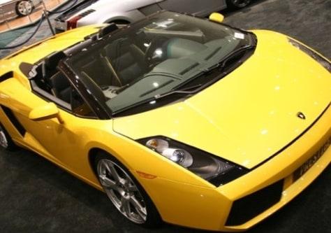 Image: Lamborghini Rental ($3,000)