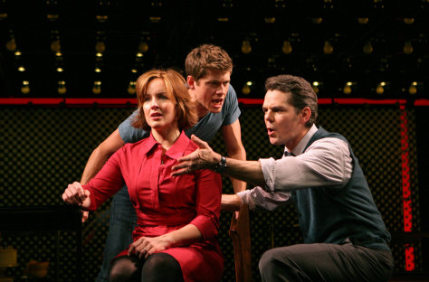 Image: 'Next to Normal' on Broadway