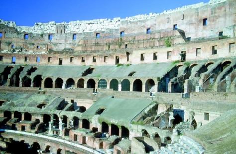 Image: Rome's Coliseum