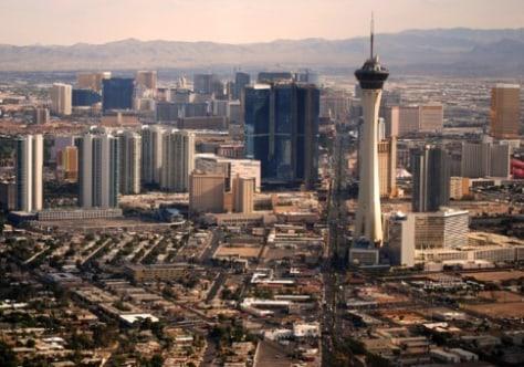 Image: Las Vegas skyline
