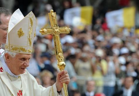 Image: Pope in Malta