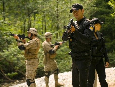 "Image: Scene from ""Stargate Universe"""