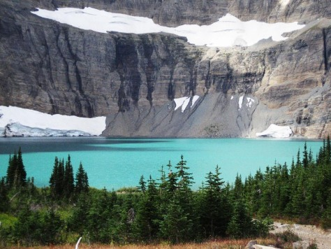 Image: Iceberg Lake, Glacier National Park