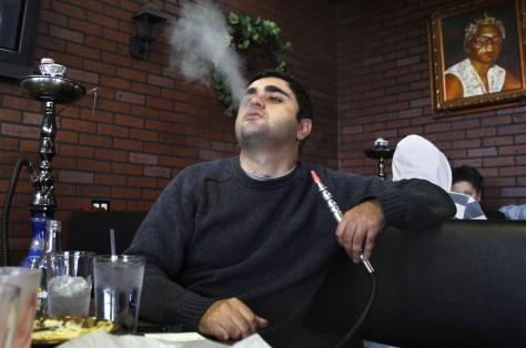 Image: Hookah smoker