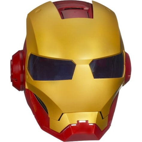 Image: Iron Man mask