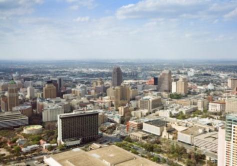 Image: San Antonio skyline