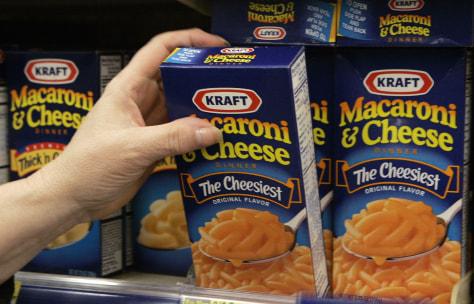 Image: Kraft Macaroni & Cheese