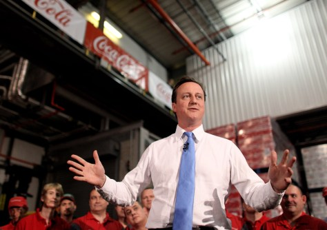 Image: David Cameron