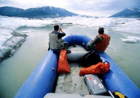 Image: Alaska's Alsek River