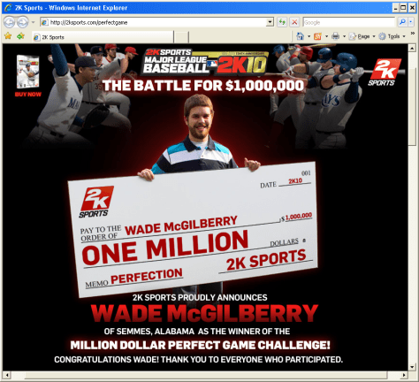 Image: Wade McGilberry on 2ksports.com