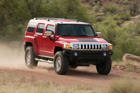 Image: 2006 Hummer H3