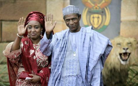 Image: Umaru Yar'Adua